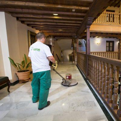 Limpiezas Castor. 3-1 Limpieza en Granada